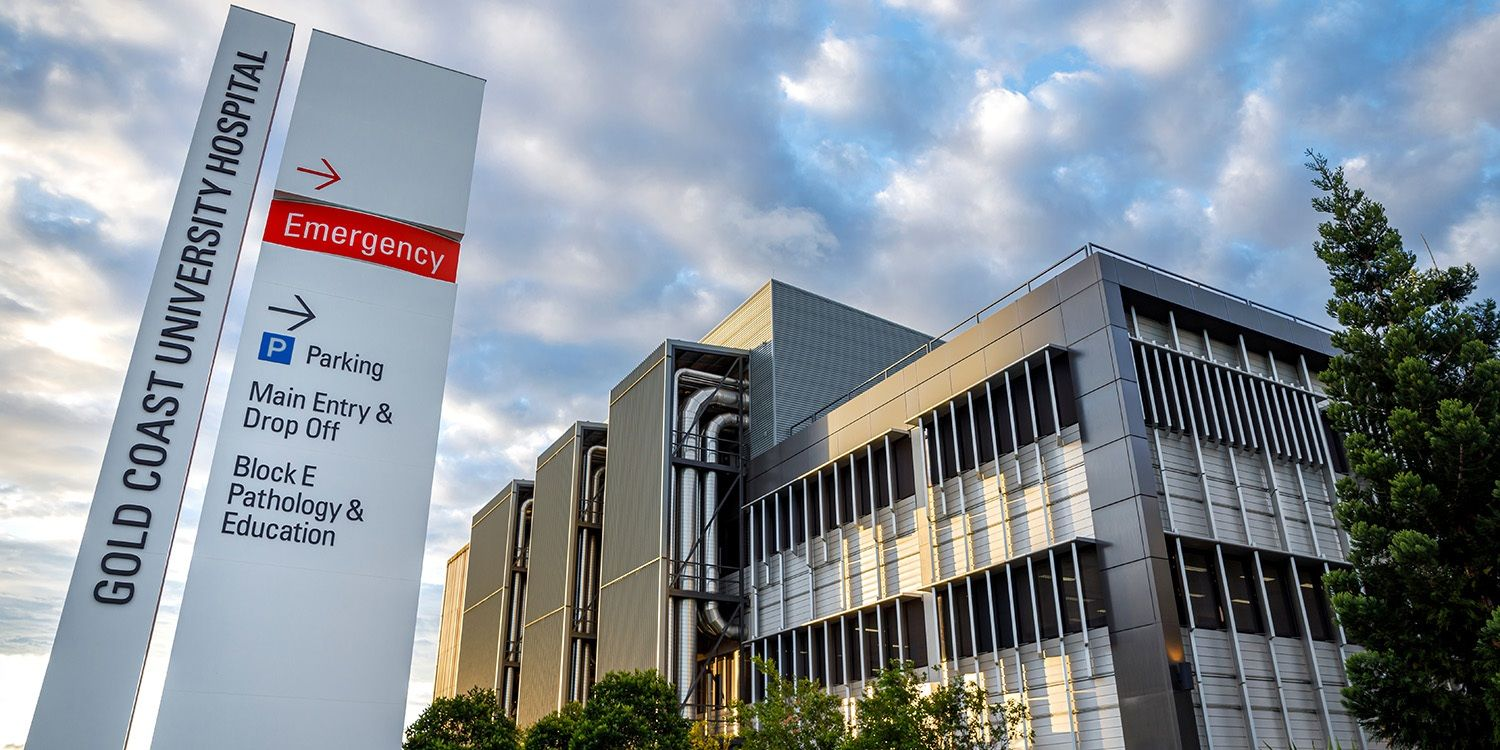 SGS Economics and Planning university hospital gold coast