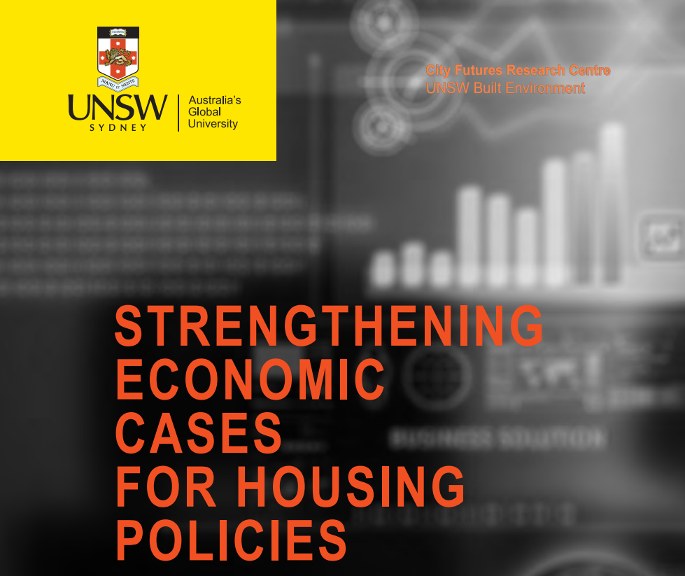 SGS Economics and Planning UNSW cases for housing policies