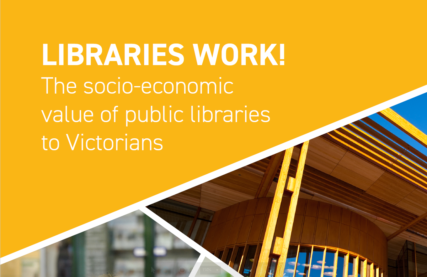SGS Economics and Planning Libraries Work