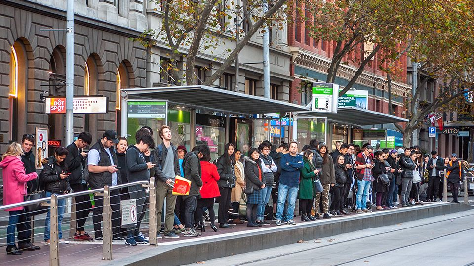 SGS Economics and Planning Melbourne Transport