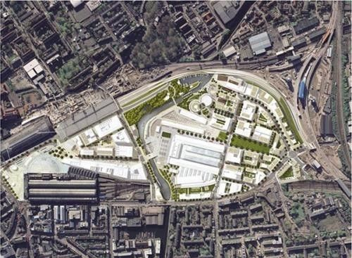 SGS Economics and Planning Kings Cross Masterplan London Alliesand Morrison2014 1